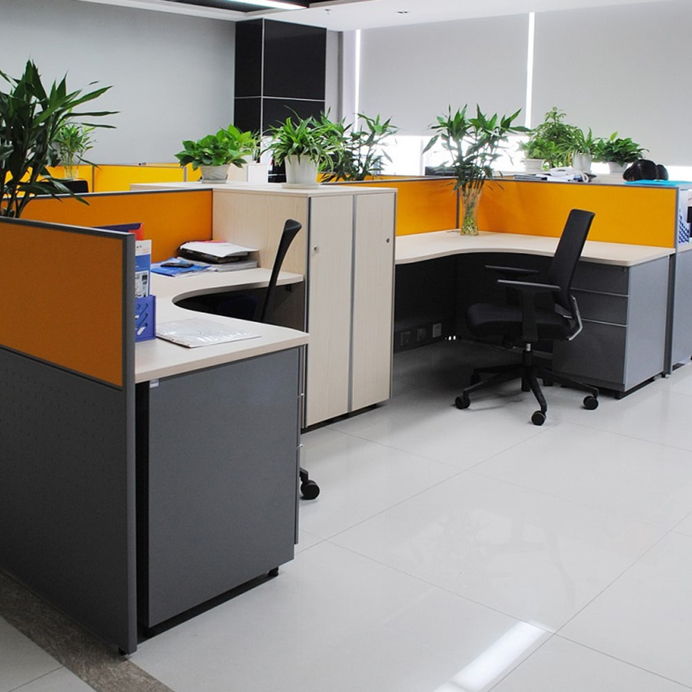 Modular Office Workplace
