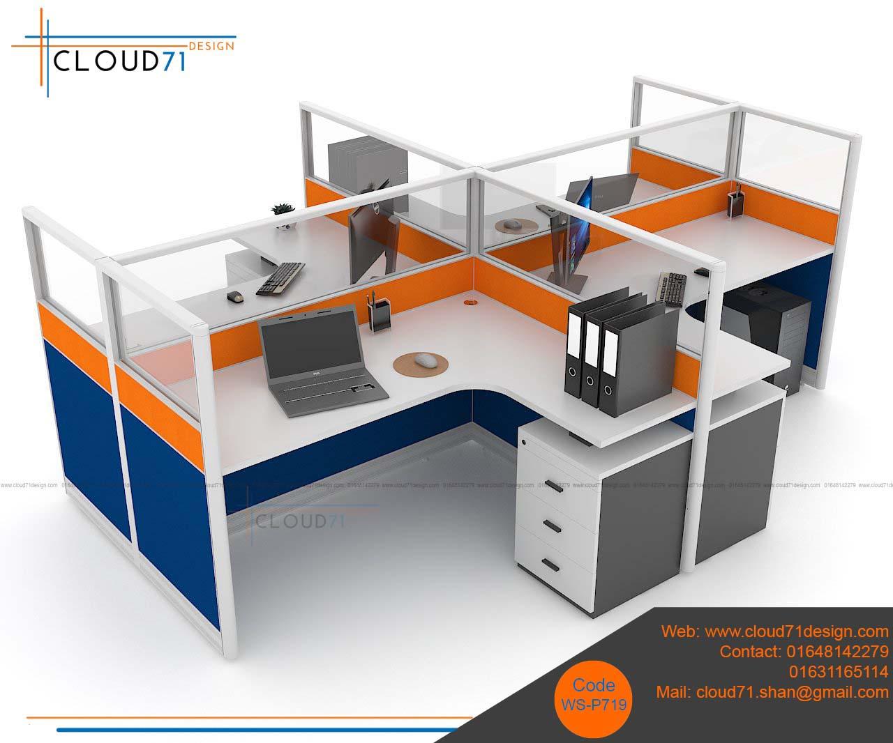 modular workstation furniture